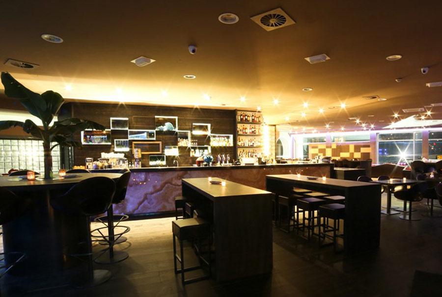 illuminazione pub Cantu'